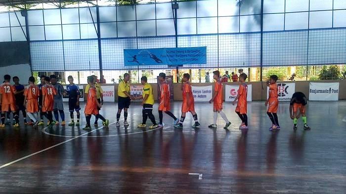 Turnamen Perdana Tembus Semifinal