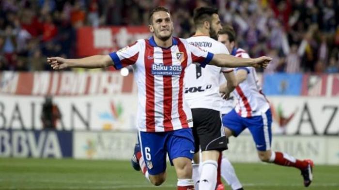Bertebaran Kartu Kuning, Atletico Ditahan Valencia