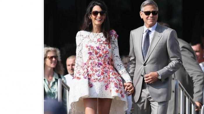Rumah Impian Clooney dan Amal Seharga Rp 195 Miliar Lebih