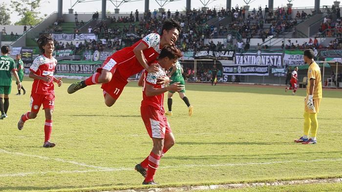Amukan Hanafi Bawa Kemenangan bagi Martapura FC