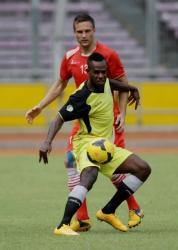 Pemain Papua Makin Tertantang