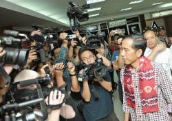 Tempat Blusukan Jokowi Masih Rahasia