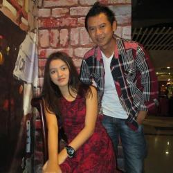 Kania Dinda Bangga Syuting Film di Bulan Ramadhan