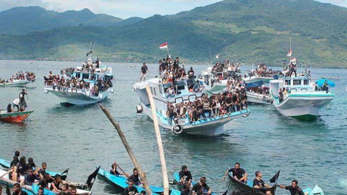 69 Penumpang Kapal Tenggelam di Larantuka