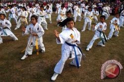 Arjuna Wakili Karateka Banjarmasin