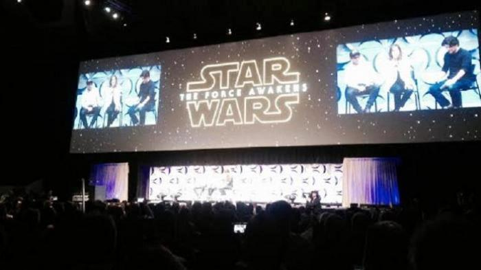 Klip Film Star Wars ke-7 Sengaja Dibocorkan
