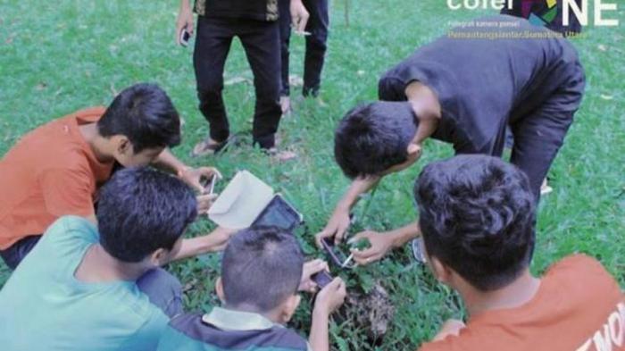 Komunitas Kamera Pocket Hunting Pasar Wadai