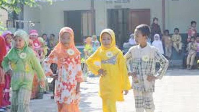 Ayo Bunda, Daftarkan si Buah Hati di Fashion Show Busana Muslim