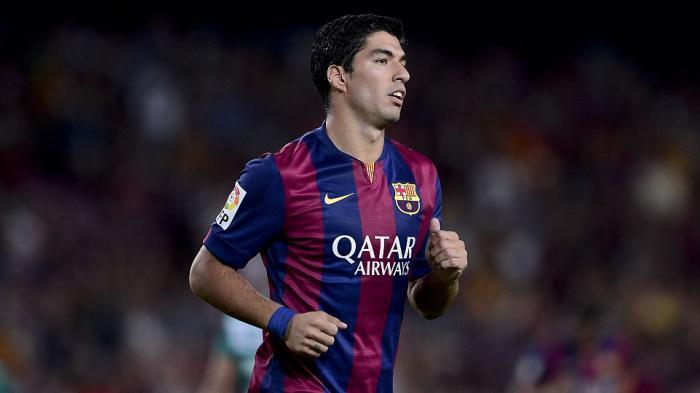 Luis Suarez Bertekad Raih Gelar Liga Champions