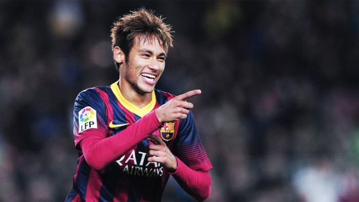 Pelatih Brasil Ingin Neymar Bawa Barcelona Juara La Liga