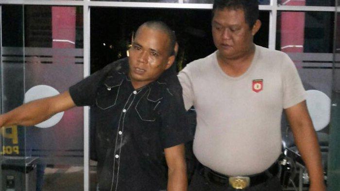 Pemilik Warung Jablai Diserang Pakai Gunting