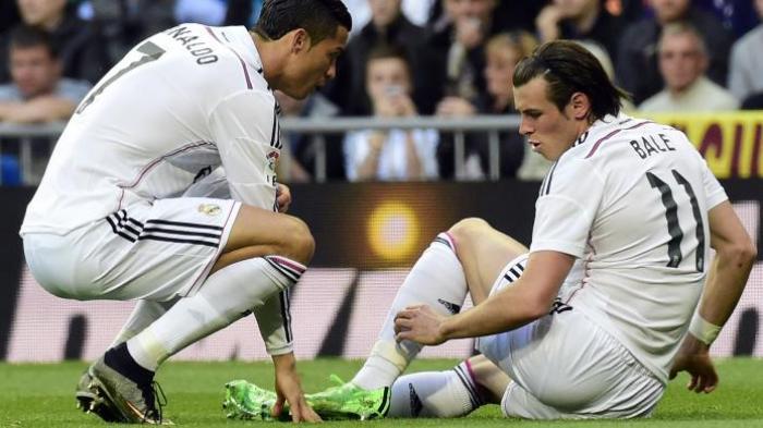 Sebaiknya Bale dan Ronaldo Tukar Posisi