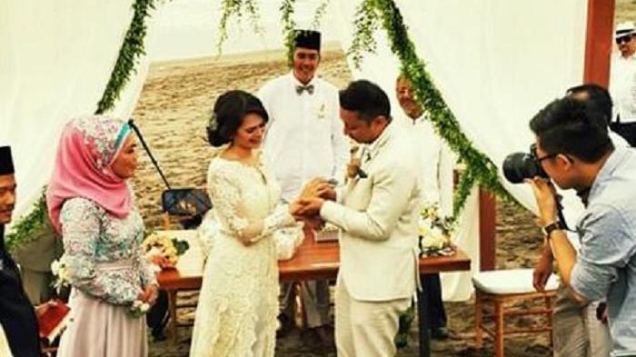 Akhirnya, Ringgo Agus dan Sabai Resmi jadi Suami Istri
