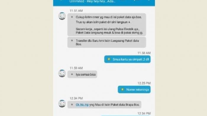 Jangan Mudah Terjebak Tawaran Paket Internet di Medsos, Sudah Ada yang Tertipu!