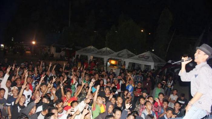 Festival Band Ramaikan Pesta Rakyat