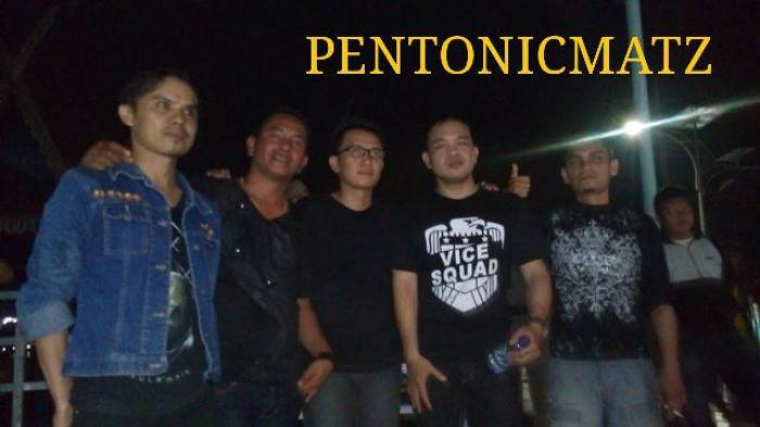 Phentonikmatz Siap Hibur Pencinta Rock Banua
