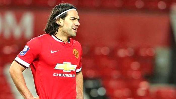 Radamel Falcao Dinilai Kesulitan Bermain di Manchester United