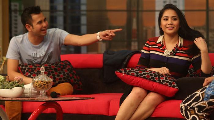 Raffi Ahmad Keceplosan Sebut Wanda Hamidah Sebagai Mantan