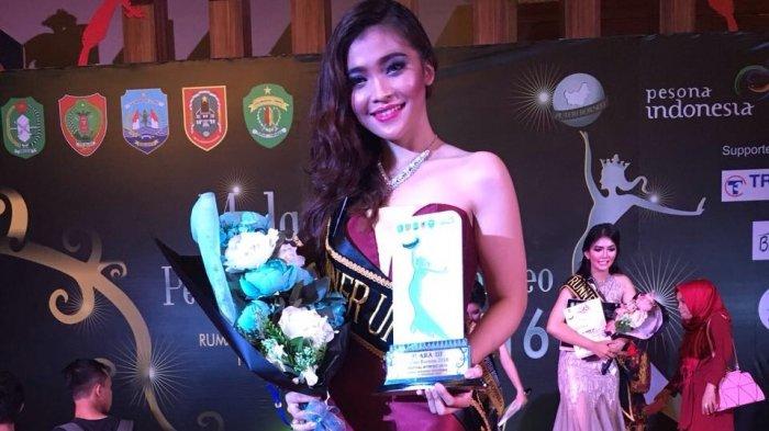 Perjuangan Vaya dari Kalsel Rebut Juara III Putri Borneo di Pontianak