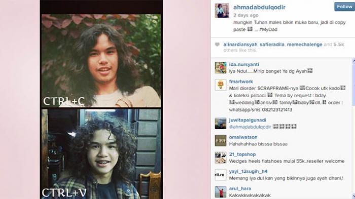 Maia Estianty: Rambut Gondrong Dul Ingatkan Pada Ahmad Dhani