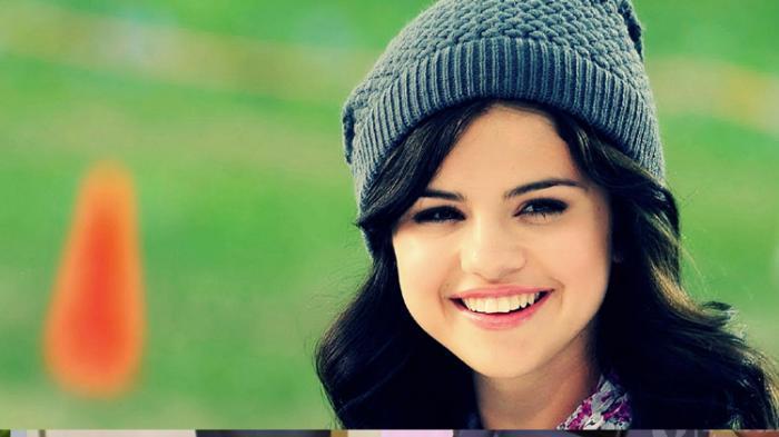 Selena Gomez Kepincut David Henrie