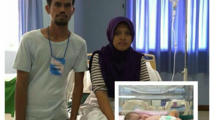 Ya Tuhan! Tanpa Bantuan Paramedis, Seorang Ibu Terpaksa Melahirkan Bayi di Toilet