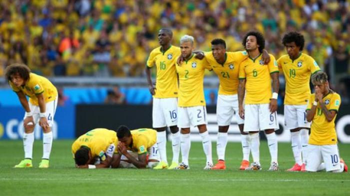 Brasil Yakin Singkirkan Jerman Meski Tanpa Neymar