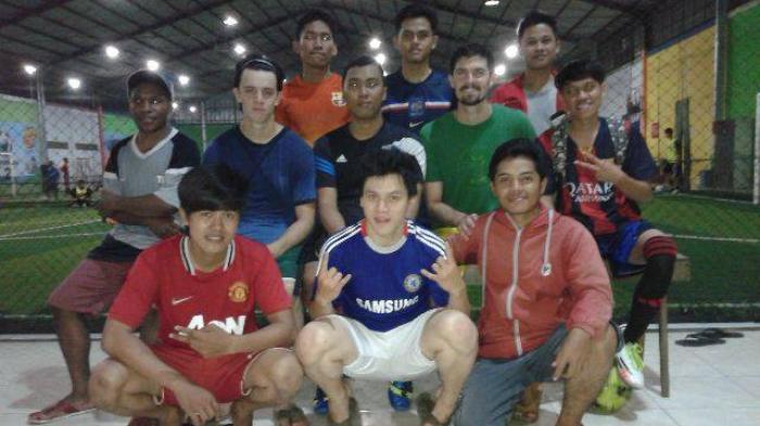 Hebat! Tim Futsal Asa Martapura Ini Ada Pemain Asingnya
