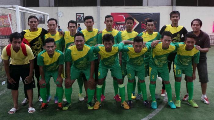 Kejutan Halilintar di Plaza Futsal