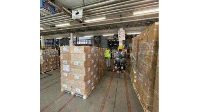 KIRIM Peralatan Medis Seberat 13 Ton ke Indonesia, Swiss Berkomitmen Bantu Penanganan Covid-19 di RI