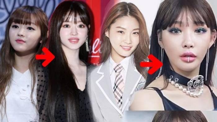 3 Artis Kpop Ini Disebut Wajahnya Tiba-tiba Berubah, Diduga Lakukan Operasi Plastik pada Bibir?