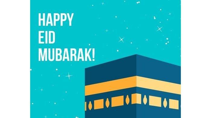 Gambar terkait Hari Raya Idul Fitri 2021
