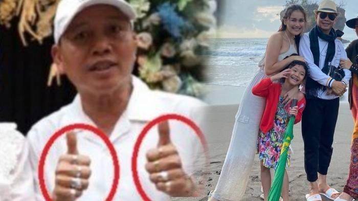 5 Gaya Fashion Abdul Rozak, Ayah Ayu Ting Ting
