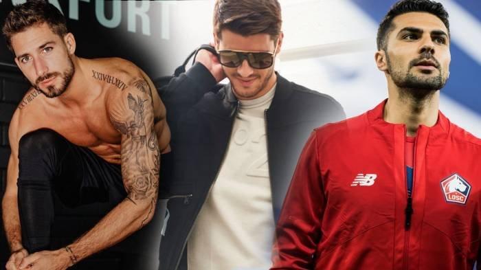5 Pesepakbola Ganteng yang Bertanding di Euro 2020, dari Alvaro Morata Hingga Pemain Turki Ini