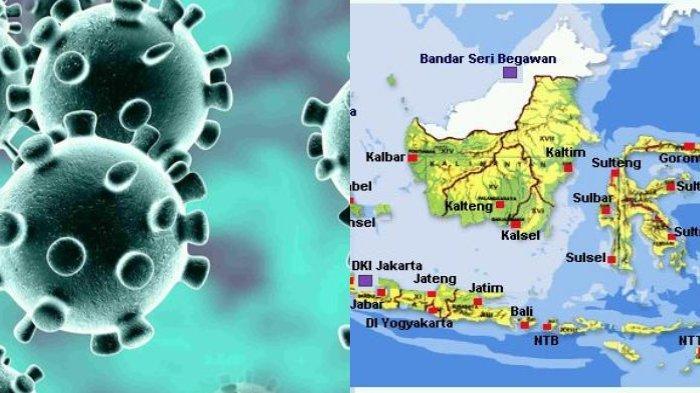 5 Provinsi Indonesia yang Steril dari Covid-19