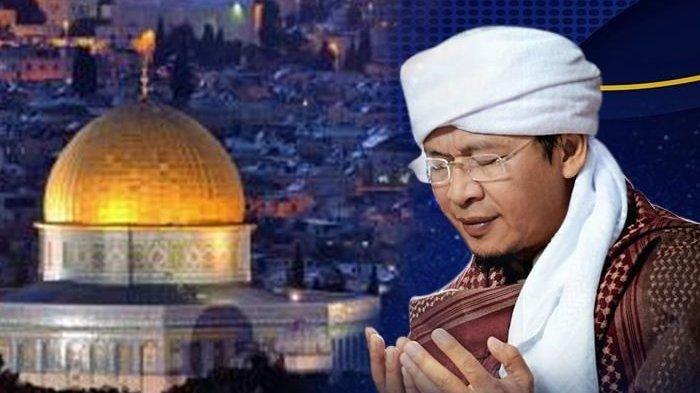Bacaan Doa Lengkap untuk para Pejuang Palestina, Aa Gym Ajak Masyarakat Beramai-ramai Berdonasi