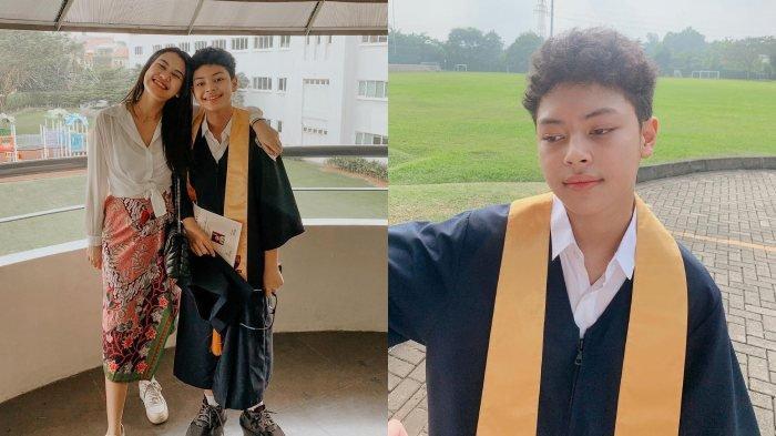 Kabar Keanu Massaid, Rayakan Kelulusan Sekolah Ditemani 2 Wanita Cantik Ini, Tanpa Angelina Sondakh