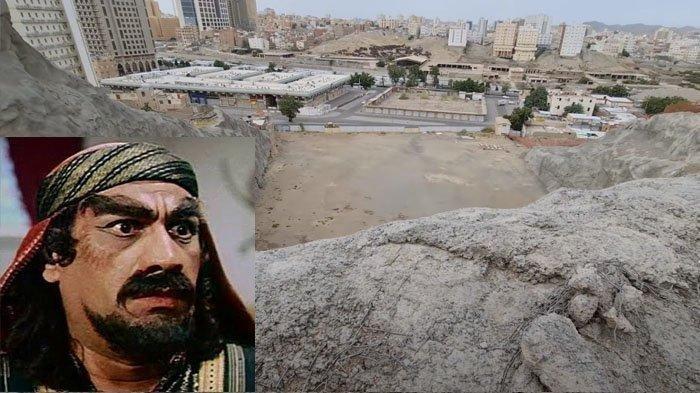 LEWAT di Depan Kuburan Abu Lahab, Sosok Memusuhi Dakwah Rasulullah SAW, Orang Ini Muntah, Bau Busuk!