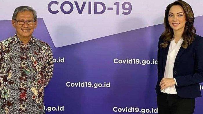 TEKA-TEKI Mengapa Achmad Yurianto Diganti Dokter Reisa Broto Asmoro Terungkap, Ini Titik Terangnya