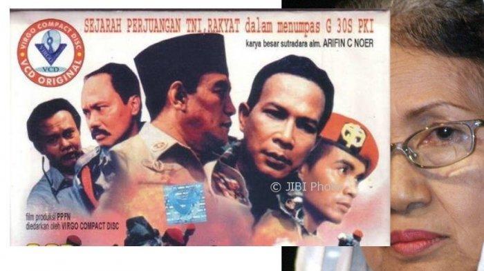Apa Kabar Ade Irawan Pemeran Istri Jenderal Nasution di Film G30S PKI? Pernah Viral Puisi Untuk Ahok