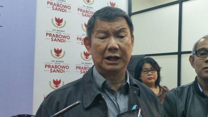 Adik Prabowo Subianto,Hashim Djojohadikusumo