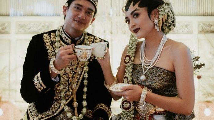Resmi Menikah dengan Canti Tachril, Adipati Dolken Cerita Momen saat Ijab Kabul: Nangis Beneran