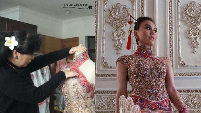 Cerita Dibalik Anggunnya Balutan Kebaya Cheongsam Agnez Mo, Anne Avantie: Anugerah yang Luar Biasa