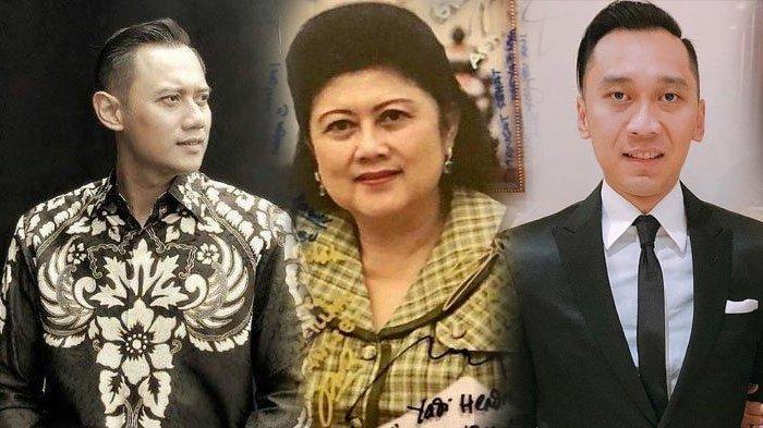 Setahun Meninggalnya Ani Yudhoyono, AHY dan Ibas Kompak Ungkap Kerinduan dengan Cara Ini