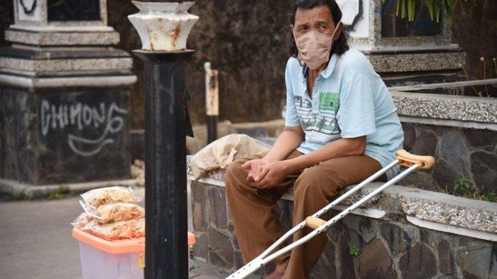 Kisah Agustinus Penjual Keripik, Meninggal di Depan Dedi Mulyadi, Sempat Curhat Dagangan Belum Laku
