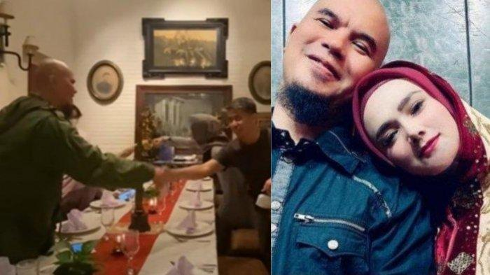 TEREKAM Momen Ahmad Dhani Akrab Bukber Bareng Eks Suami Mulan Jameela, Tak Canggung Beber Permintaan