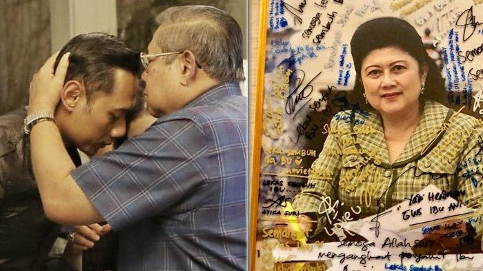 Sambil Berkaca-kaca, Kekhawatiran AHY Jika SBY Menyusul Ani Yudhoyono: Kita Semua Masih Butuh Pepo