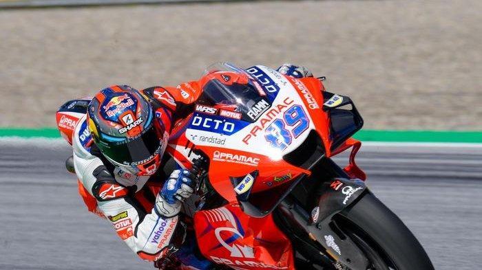 Jorge Martin raih pole position pada kualifikasi MotoGP Styria 2021.