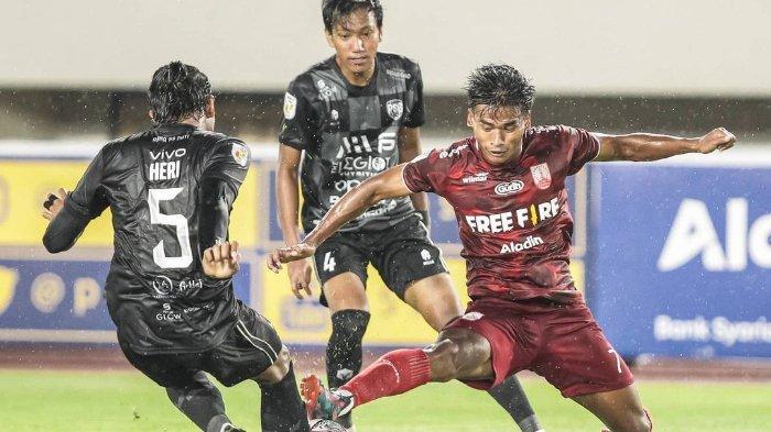 HASIL AKHIR Persis Solo vs AHHA PS Pati Liga 2 Musim 2021, Laskar Samber Nyawa Menang 2-0