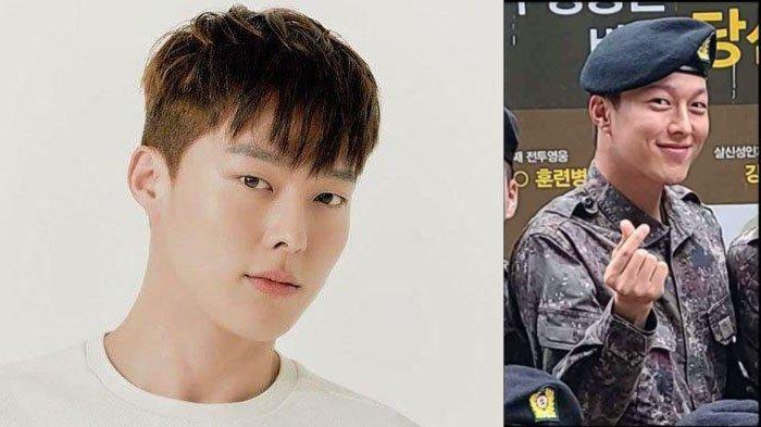 Obati Rindu Penggemar, Beredar Foto Jang Ki Yong Wamil Pakai Seragam Tentara, Pamerkan Senyuman Khas